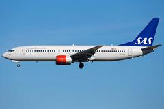 SAS Scandinavian Airlines B737-883 LN-RPN (wapo84) Tags: bru ebbr b737 sas lnrpn scandinavianairlines