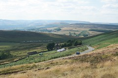 Road (My photos live here) Tags: hathersage moor derbyshire england canon eos 1000dcountryside grass grassland high peak