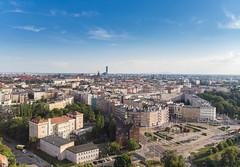 Aerial Wroclaw (Maciek Lulko) Tags: wroclaw wrocław aerialphotos drone dron dji mavicair poland polska city cityfromabove cityscape urban
