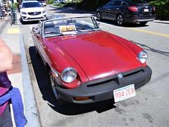 DSCN5647, MGB for sale, July 2018 (a59rambler) Tags: cars capecod wellfleet