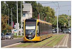 Tram Budapest - 2018-03 (olherfoto) Tags: tram tramcar strasenbahn villamos budapest bkv caf urbos