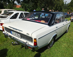 Ford P7b 20m 2000 S (Zappadong) Tags: ford p7b 20m 2000 s bleckede 2017 zappadong oldtimer youngtimer auto automobile automobil car coche voiture classic classics oldie oldtimertreffen carshow