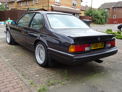 1989 BMW M635 CSi (Neil's classics) Tags: vehicle 1989 bmw m635 e24 csi