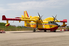 Bombardier/Canadair CL415 (Martyn Cartledge / www.aspphotography.net) Tags: aeroportodinapolicapodichino aero aeroplane air aircraft airfield airline airliner airplane airport aviation bombardier canadair civil cl415 fire flight fly flying flywinglets idpcg jet naples naplesairport plane transport waterbomber wings wwwflywingletscom wwwaspphotographynet asp photography
