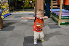Little Fighter (Vegan Butterfly) Tags: child kid cute adorable fists fighting play playing