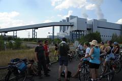 Exkursion zum Kraftwerk Lippendorf