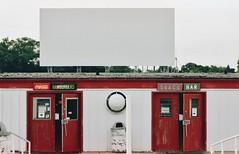 Drive In Movie (delaneydrummond) Tags: drive drivein driveinmovie movie snack vintage rustic old photography photograph nikon nikond3400