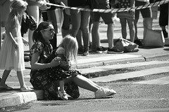 < waiting for the pride parade > (Mister.Marken) Tags: monochrome madeinsweden stockholm
