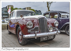 Sunbeam (Paul Simpson Photography) Tags: sunbeam paulsimpsonphotography sonya77 lincoln carshow classiccars vintage april2018 transport british imagesof imageof photosof photoof oldcars lincolnshire