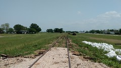 IMG_20180418_142831458 (LnCS) Tags: giddings line railroad rehab rehabilitation construction texas sp htc austin western