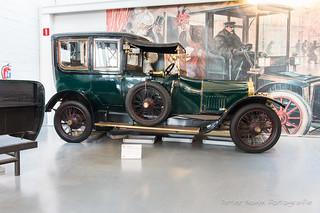 Minerva Type KK Coupé de Ville - 1918