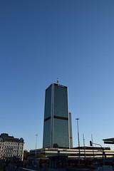 LIM Centre Warsaw (Walking Poland Group) Tags: warsaw warschau wolkenkratzer skyscraper wiezowiec lim mariott warszawa