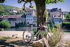Argentat (Smart Public Space) Tags: vintagebicycle vintagecycling 自転車 cyclingphotos cyclingshots randonneur randonneuse bicycleporn frenchbicycle bicyclette fujifilmxseries correze voyageàvélo joroutens