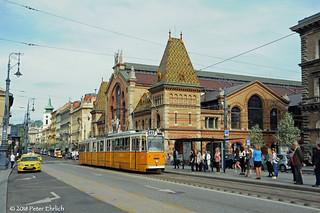 BUDAPEST--1349 arr Fövam tér OB