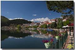 Kastoria, Greece ... not an HDR (Emil9497 Photography & Art) Tags: kastoria greece hellas nikond90 d90 westernmacedonia emilathanasiou emil9497photographyart notanhdr