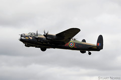 Lancaster I PA474 -  Battle of Britain Memorial Flight - RAF Coningsby (stu norris) Tags: lancasteri pa474 battleofbritainmemorialflight rafconingsby avrolancaster lancaster bomber ww2 royalinternationalairtattoo2017 riat2017 raffairford ffd egva airshow aviation aircraft airplane warbird merlin raf leader
