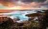 Autumn at Long Reef (John_Armytage) Tags: longreef northernbeaches manlydaily sunrise seascape rocks clouds ocean surf johnarmytage visitnsw sydney australia