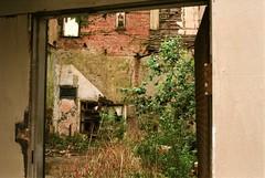 Ruins (bongo najja) Tags: fm2 nikon 200 iso fujifilm orleans new
