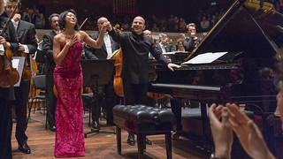 Pianist Yuja Wang & conductor Yannick Nézet-Séguin