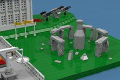 DA3 World Court Building (ABS Shipyards) Tags: lego decisive action 3 da3 world court building architecture ancient ruins stonehenge orca killer while antiair missile