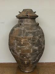 "Mycenaean Greece - XIII: LH Pot (Egisto Sani) Tags: hora ""late hellenic style"" lh pythos ""palatial ""palace ""stile tardo elladico"" ""mycenaean pottery"" ""pithoid jar"" ""ceramica micenea"" ""greek art"" ""arte greca"" ceramic"" vases"" ceramica ""vasi greci"" ""nestror palace"" ""palazzo di nestore"" messenia chora ""archaeological museum"" ""museo archeologico"""