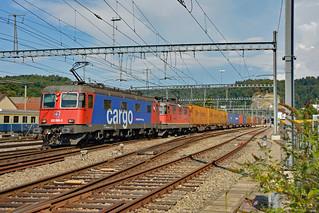 SBB Cargo Re 620 069-5
