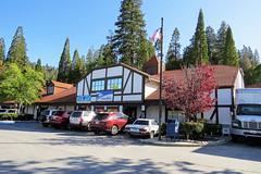 Lake Arrowhead, CA post office (PMCC Post Office Photos) Tags: california postoffice