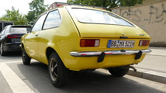 Opel Kadett C City (vwcorrado89) Tags: opel kadett c city hatchback c1