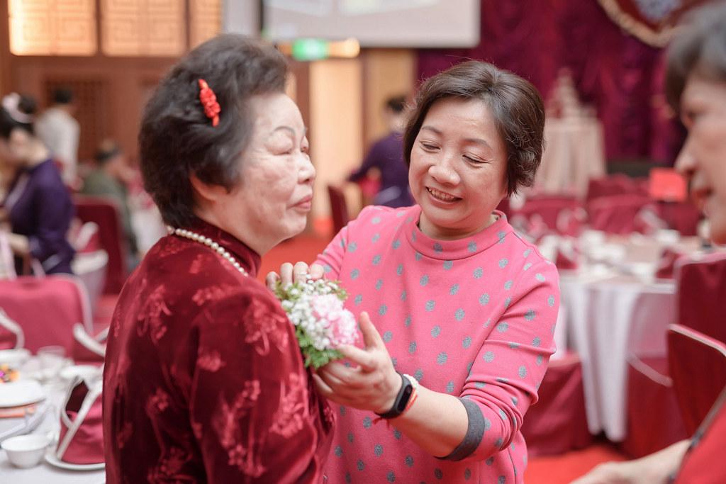 台南婚攝 - 總理大餐廳婚宴!婚禮紀錄-42