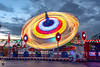 Scream if you wanna go faster...................... (alundisleyimages@gmail.com) Tags: fairground ride longexposure lowlight liverpool merseyside clouds weather dusk ports harbours waterfront spin lights colour nikon photography england uk