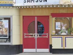 Vassar, MI Vassar Theater (army.arch) Tags: vassar michigan mi theater movietheater cinema artdeco porcelainized enamel metal
