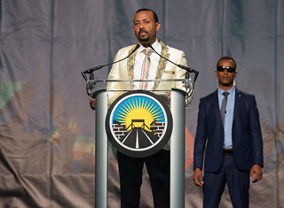 July 28, 2018 MMB Declares Ethiopia Day in DC