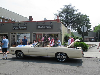 Cadillac Eldorado Convertible, 2018 Independence Day Parade, Montclair, NJ