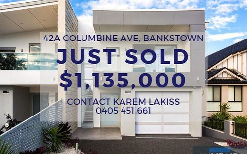 42a Columbine Avenue, Bankstown NSW