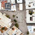 Plaza in a small Spanish town / Plaza in einer kleinen spanischen Stadt thumbnail