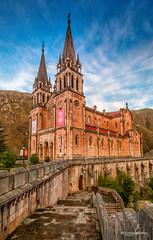 Sanctuary (Luis Sousa Lobo) Tags: img9646recovered1 covadonga asturias espanha spain españa canon 70d 1018