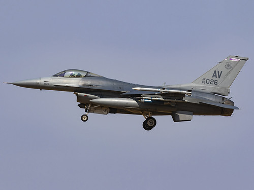 United States Air Force   General Dynamics F-16CM Fighting Falcon   89-2026