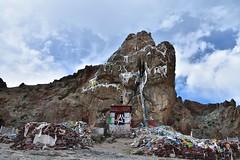 Scene along the Tashi Dor kora, Lake Namtso, Tibet (2) (Prof. Mortel) Tags: tibet lake namtso