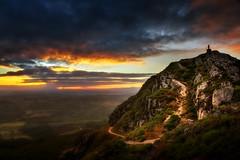 Pico Sacro (Feans) Tags: sony a7r a7rii ii pico sacro boqueixon vedra galiza galicia mencer sunrise