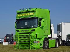 Scania R Topline Kajotrans (PL) (LiTTLeeG.photo) Tags: scania r topline v8 kajotrans mt mastertruck 2018