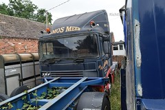 DSC_0101 (richellis1978) Tags: m edwards transport shrewsbury truck lorry haulage erf ec scrap parts rust amos meer ilkeston derby
