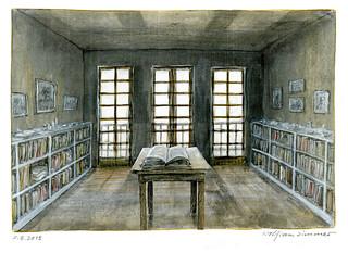 Wolfram Zimmer: Small memory room - Kleiner Erinnerungsraum