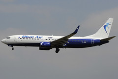 Blue Air (Leased by LOT) B737-82R YR-BMN BCN 07/07/2018 (jordi757) Tags: airplanes avions nikon d300 bcn lebl barcelona elprat boeing 737 boeing737 b737 b737800 blueair lot yrbmn