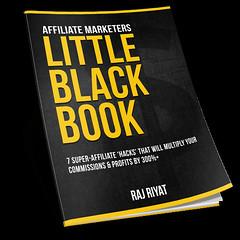 Affiliate Marketers Little Black Book Review – Honest Review (Sensei Review) Tags: internet marketing affiliate marketers little black book bonus download oto raj riyat reviews testimonial