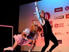 DEADLIFT LOLITA (NocturnaPhotography) Tags: kawaii japanese japan lolita wrestling wrestler jpop music cute bnw blackandwhite nikon d750 50mm