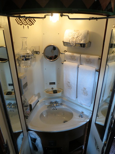 Venice Simplon-Orient-Express washbasin