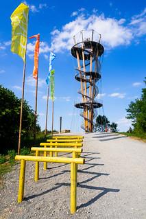 Tower Of Schönbuch