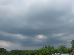 Just missed the rain (creed_400) Tags: july summer belmont west michigan dark clouds
