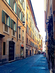Rome morning walk