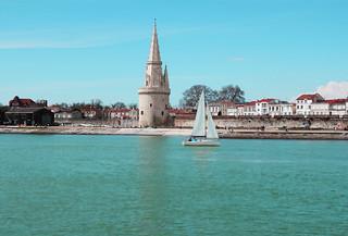Tour de la Lanterne à La Rochelle